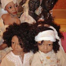 Неповторимые произведения искусств - куклы Philip Heart