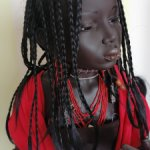 Грациозная Nkike 1 из серии World of Children Series(Дети мира) Студийная кукла Philip Heath .