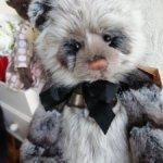 Шиншиловый Romy от Charlie Bears.