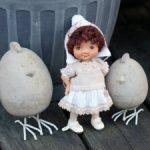 Patti   twinkles  tan Meadowdolls