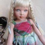 Раритетная блондинка из серии 4 сезона от Helen Kish.Одна из 4х девчек