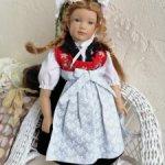 Баварская девочка Steffi от Heidi Ott