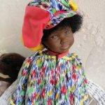 Редчайший чернокожий мальчуган  Evan от Heidi Ott(Хэйди Отт) серия «Little Ones».(Швейцария)