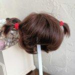 Симпатичный парик на мальчика или девочку от куклы Мастерпис