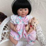 Малыш Tenshi от Rosmarie Anna Muller