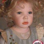 Пани Алинка (Alinka) от ZAWIERUSZYNSKI. Номинант Doll of the Year 2007.
