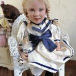Редкая  малышка Alma от Zwergnase ,1998 год. лимит 100
