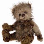 Милашка Carmela от Charlie Bears. Англия. 2016 Plush Collection