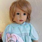 Коллекционная кукла Kristine от Sissel Skille. 2001 год. Берлинские девочки
