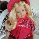 Редчайшая Красная Шапочка от Heidi Ott серия «Little Ones».(Швейцария). Новая.