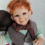 Непоседа Berti от  Susi Eimer коллекция 1999. Редкий.