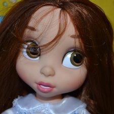 Кукла Бель Дисней Аниматорс 2012 год