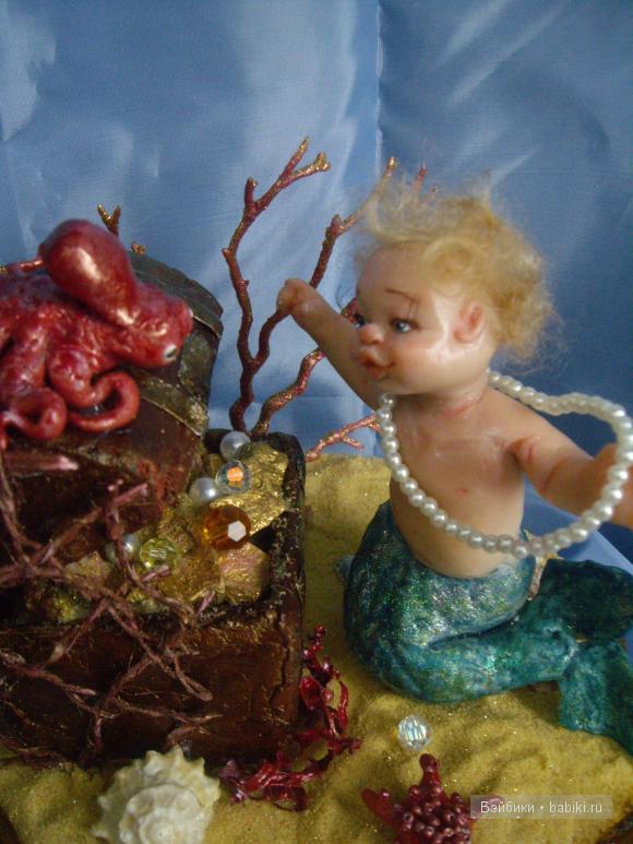 авторская кукла Наталья Игнатьева