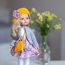 Комплект для кукол Паола Рейна / Paola Reina : 8 предметов