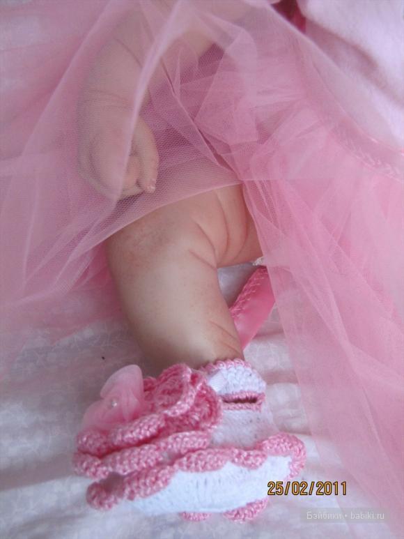 кукла реборн Екатерины Осиповой