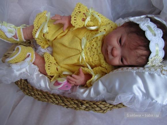 кукла реборн Катерины Осиповой