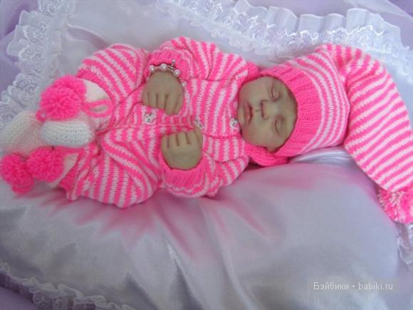 Кукла реборн Фаина,молд Нод,кукла реборн Катерины Осиповой