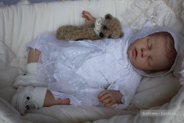 Кукла реборн Злата, Ноа. Кукла реборн Катерины Осиповой-Коняевой