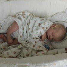 Малыш Левушка.Кукла реборн Катерины Осиповой-Коняевой
