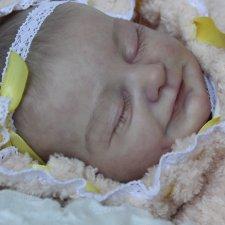 Малышка Уля.Кукла реборн Катерины Осиповой-Коняевой