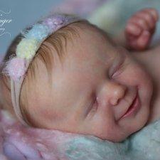 Мой милый ангел Агнес от Юлии Хома. Кукла реборн Олеси Венгер