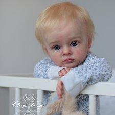 Моя милая Лана - Тутти от Natali Blick. Кукла реборн Олеси Венгер