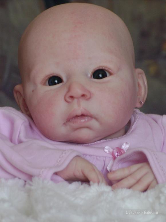 кукла реборн от Виктории Бард Светочка