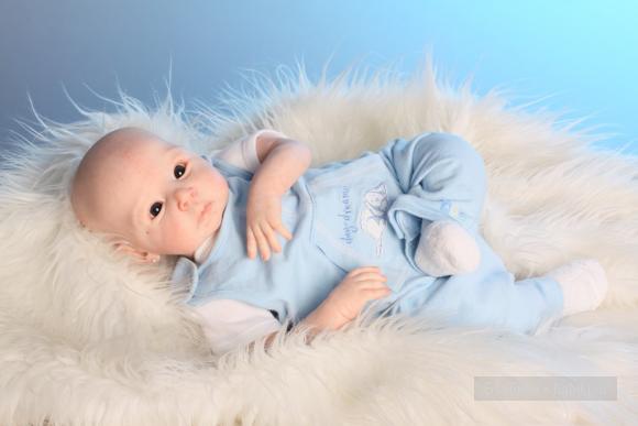 Светочка, кукла реборн Виктории Бард