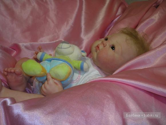 Кукла реборн от Светланы Преображенской