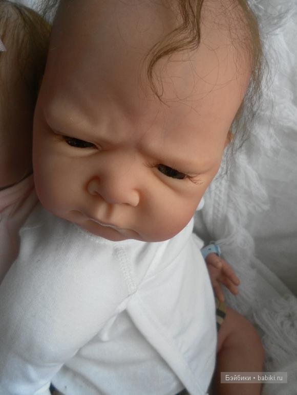 кукла реборн от Ирины Свитиной