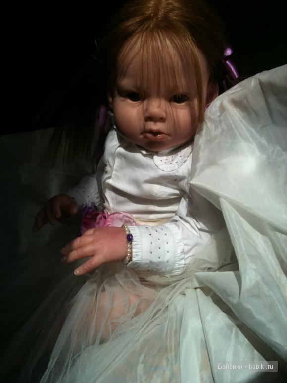 Кукла reborn Арианна от Ирины Свитиной