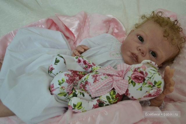 кукла реборн Лила