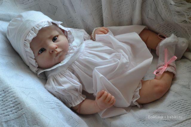 Кукла реборн Энди