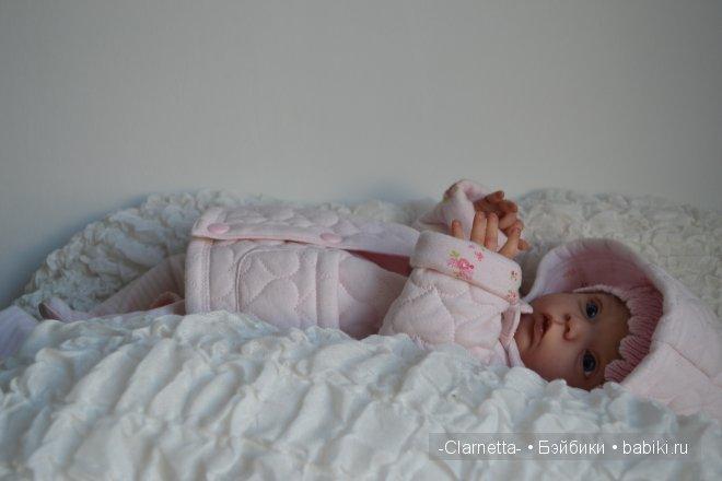 кукла реборн Ливия