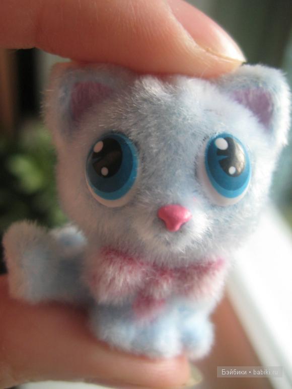 бархатные котята игрушки фото