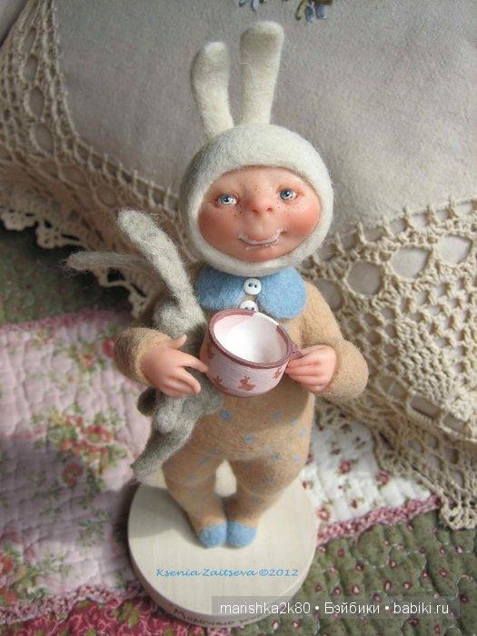 Куклы Ксении Зайцевой