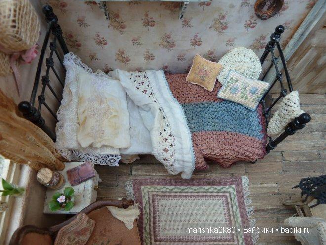Самые ширакные и реалистичные кукольные дома. Кукольная миниатюра