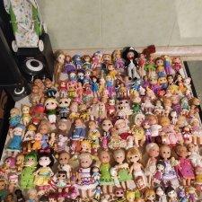 Перепись населения. Мини куклы и пупсы до 12 см