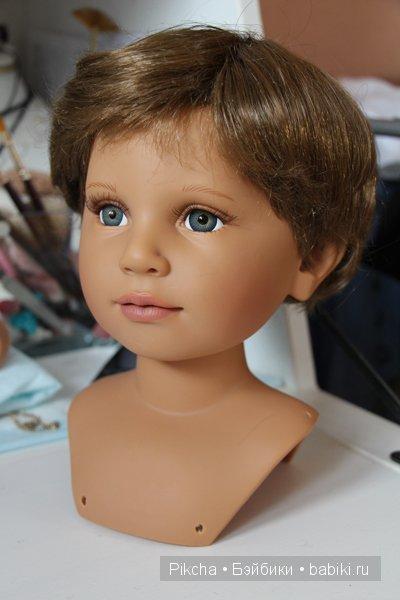 Кукла Reinart Faelens PUPPEN
