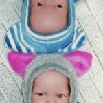 Костюмчики для кукол ростом 34 - 36см.