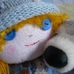 Новая дочка для дочки. Японские куклы из ткани