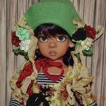 """Коллекция """"Рококо"""" для кукол MSD Kaye Wiggs"""