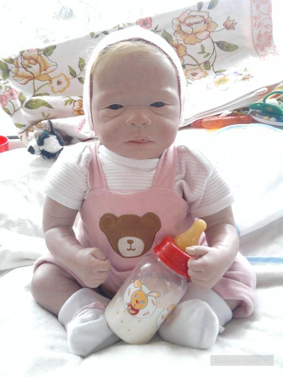 Кукла реборн Мишель