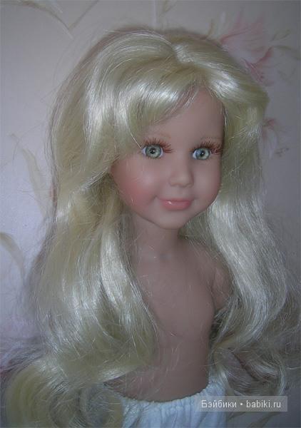 Ремонт куклы