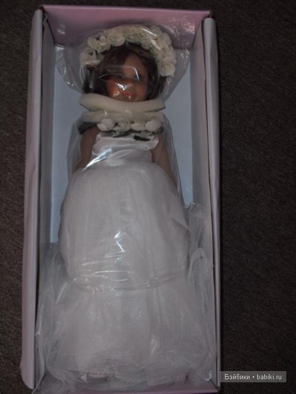 Ремонт куклы упаковка
