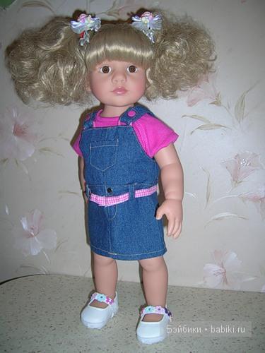 куклы Готц emily