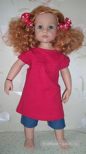куклы Готц red