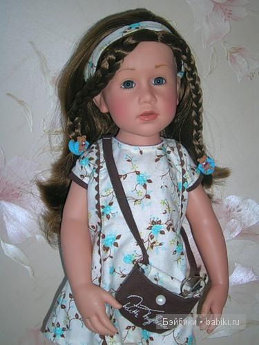 куклы Готц snowgirl