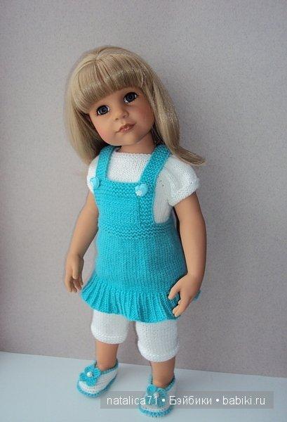 вязаная одежда для Готц от natalica71