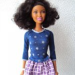 Кукла Барби Гламурная вечеринка Серия Игра с модой.